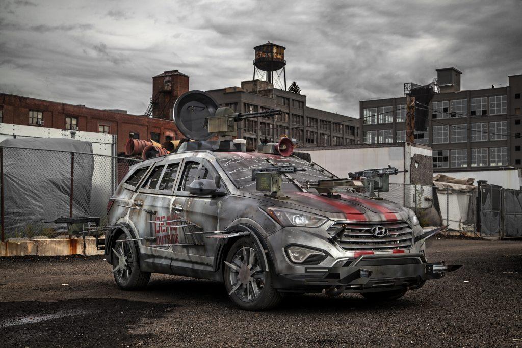 Hyundai Zombie