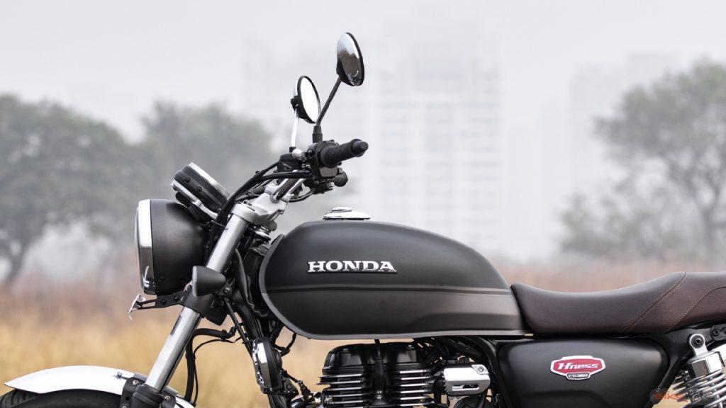 Honda H'ness