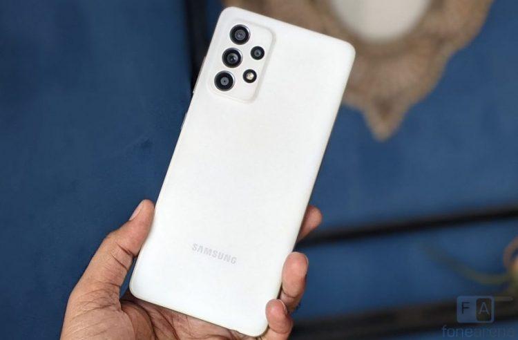 Galaxy A52s